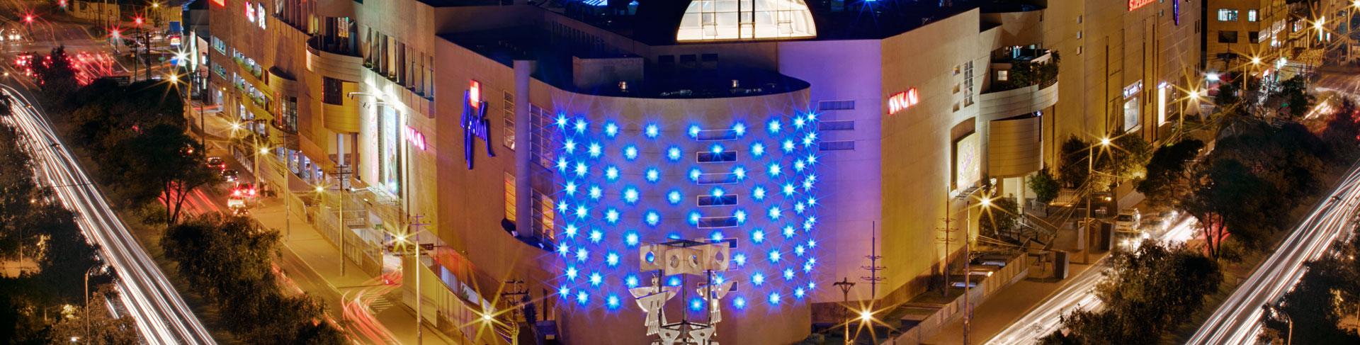 Parqueadero mall el jard n for Adidas ecuador quito mall el jardin