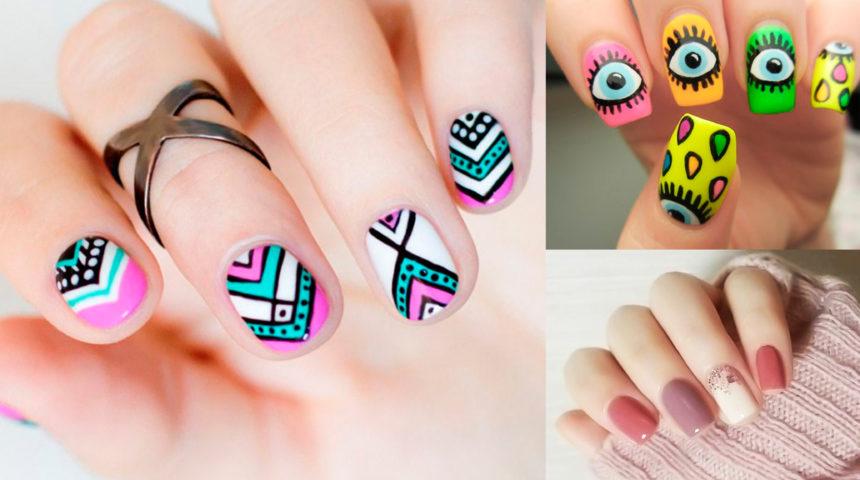 Nail art:  lo más trendy!