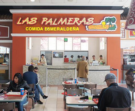 Las palmeras mall el jard n for Adidas ecuador quito mall el jardin