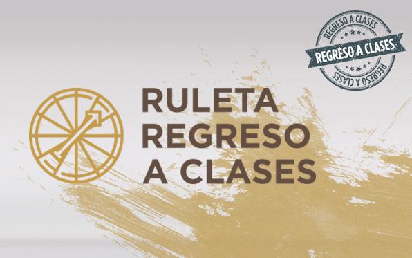 RULETA REGRESO A CLASES