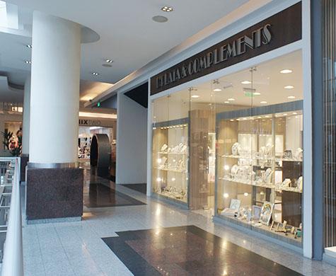 D 39 plata complements mall el jard n for Adidas ecuador quito mall el jardin